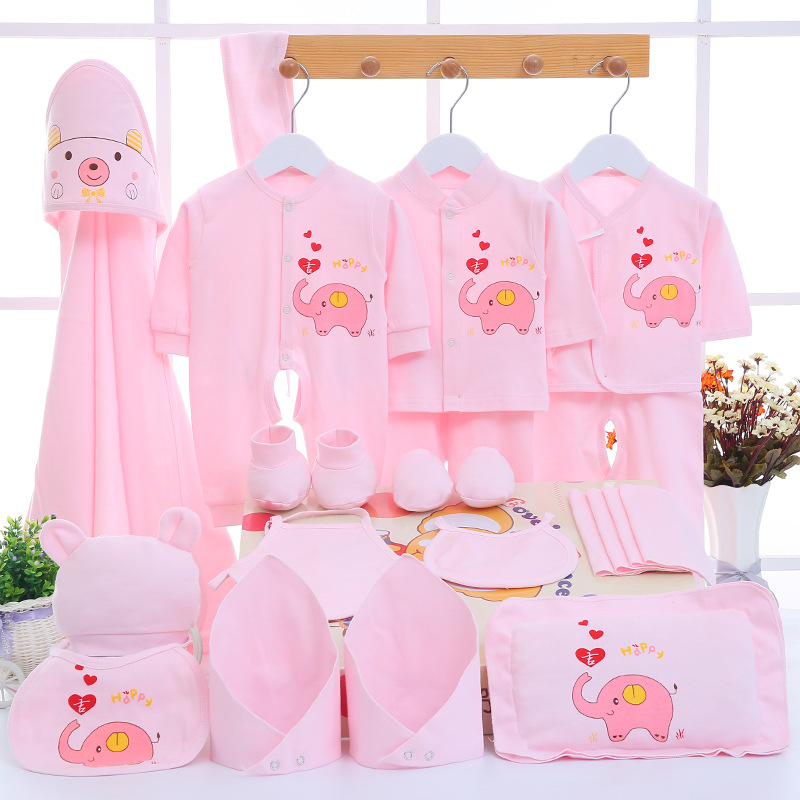 Emotion Moms Newborn Baby Set 0-3M Infant Clothing suit cotton newborn baby boy girl clothes winter Autumn without box 22PCS/Set baby girl clothes baby winter suit spring and autumn warm baby boy clothes newborn fashion cotton clothes two sets of underwear
