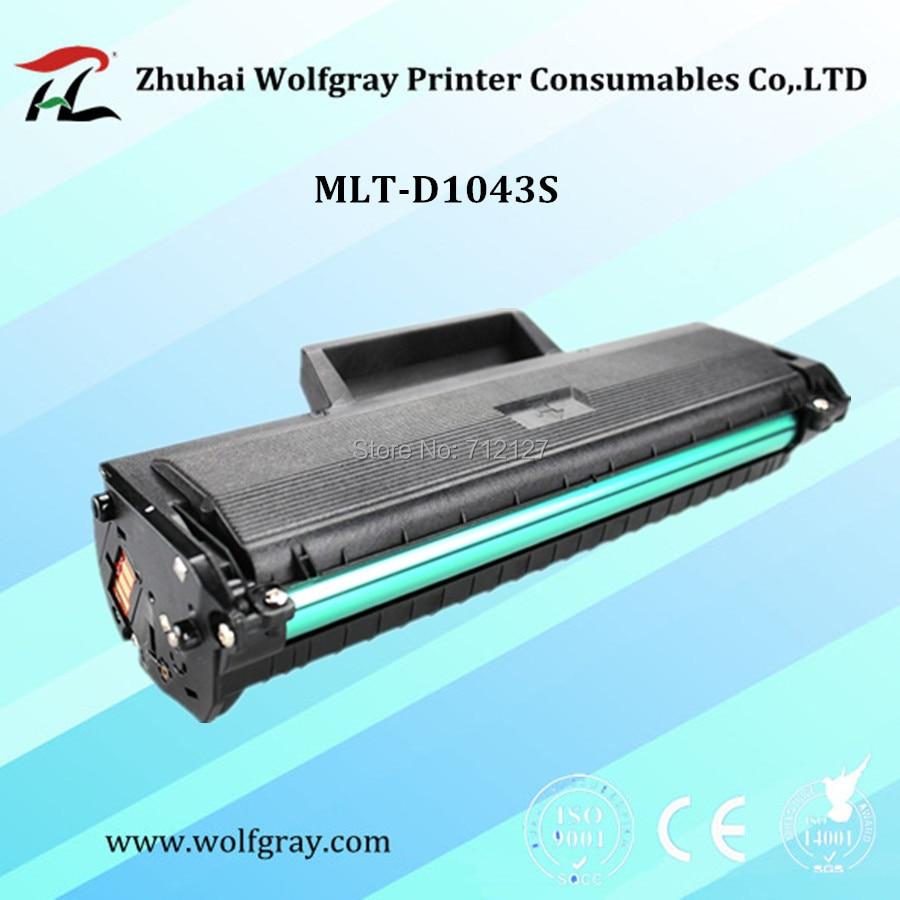 Wkład z tonerem dla samsung MLT-D104S D104S d1043s 1043s 104S d104s dla SCX-3200 3205 3217 3210 ML 1660 1661 1665 1666