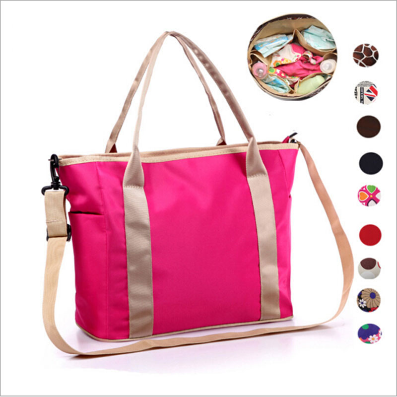 2016 New Arrival High Quality Mother Bags Baby Diaper Stroller Bags for Mom Maternity Ba ...