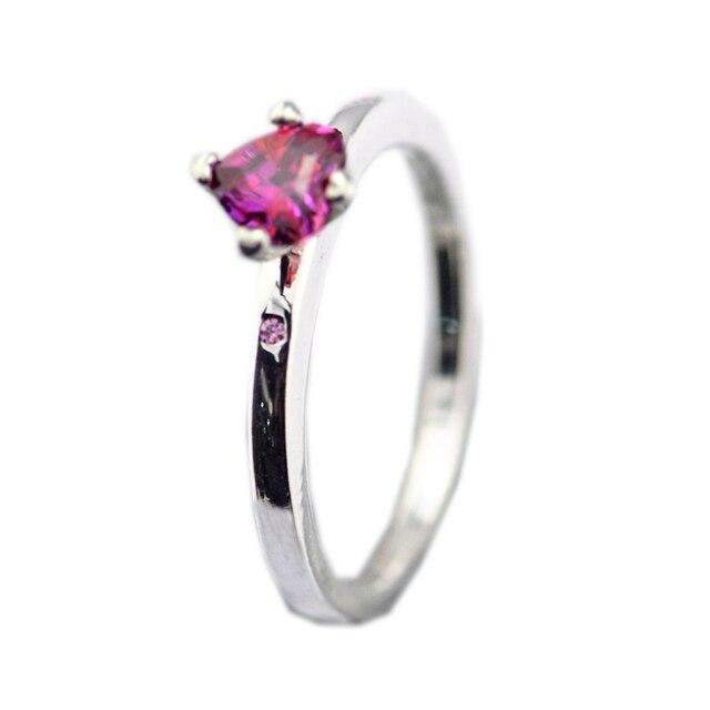 Anello You & Me Anelli D'argento per le donne Anel masculino argento 925 gioielli uomini anelli 925 sterling silver wedding Ring