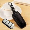 Брелок кожаные ключи от машины кошельки оболочки чехол для Volkswagen VW Passat Magotan B6 B7 CC крышка ключи от машины держатель сумка брелок аксессуары