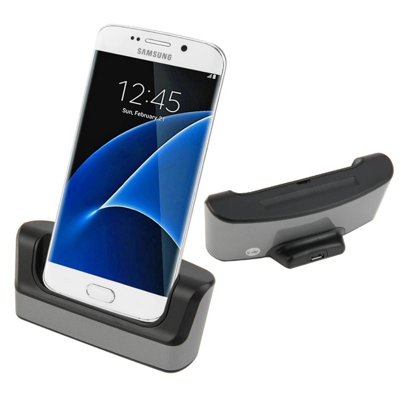 5V 2A Micro USB <font><b>Charger</b></font> Dock for Samsung Galaxy S7 Edge Micro 2 in 1 Function Sync Data Charging <font><b>OTG</b></font> Dock Micro USB <font><b>Charger</b></font> Cabl