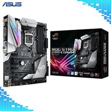 Asus ROG STRIX Z370-E GAMING Desktop Motherboard Intel Z370 Socket LGA 1151 ATX 4XDDR4 64G game Motherboard