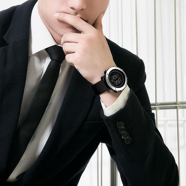 SKMEI Top Luxury Sports Watches Men Waterproof LED Digital Watch Fashion Casual Men's Wristwatches Clock Relogio Masculino
