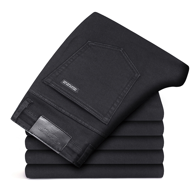 Black Grey Brands Jeans 2