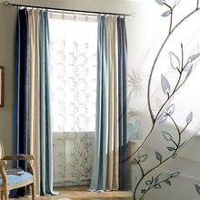 Горячая Распродажа хлопок декоративная ткань занавеска льняная