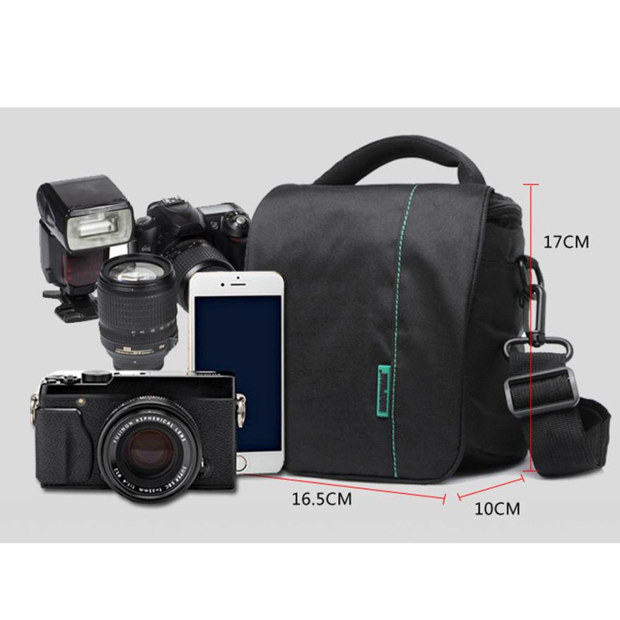 New Top Fashion 165x170x100 Mm Altura Photo Camera Sling Backpack