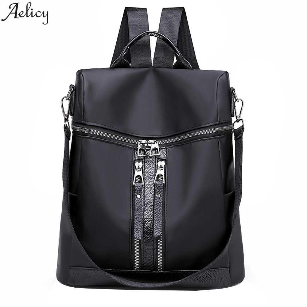 228d6cd8dbc Aelicy Women Packet PU Hand Bag Zipper Women Retro Simple Fashion ...