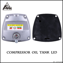4500psi 30 мпа насос высокого давления компрессор насос двигатель масляный бак Крышка для электрического компрессора(для нашего компрессора насоса