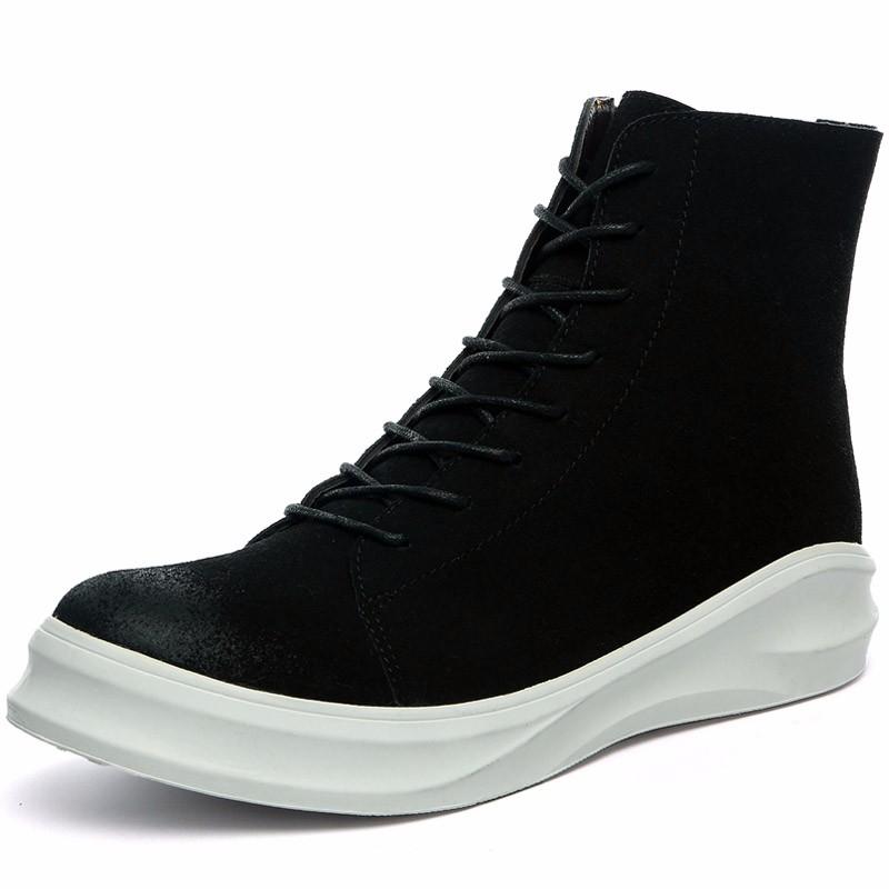 men footwear hot sale2016 shoes luxury brand espadrilles designer high top driving warm moccasins fur casual flats shoes for men (1)