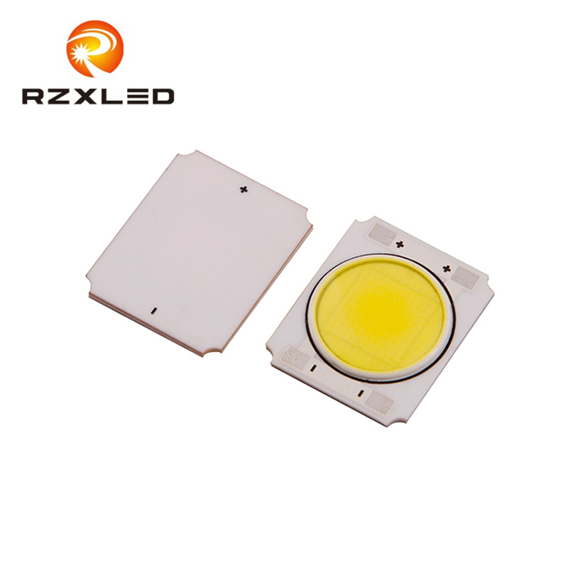 5PCS/LOT <font><b>LED</b></font> Ceramic COB <font><b>Module</b></font> 10W <font><b>24V</b></font> White5000K 5500K 6000K Diode For Ceiling Spotlights Downlight Bulb Light image