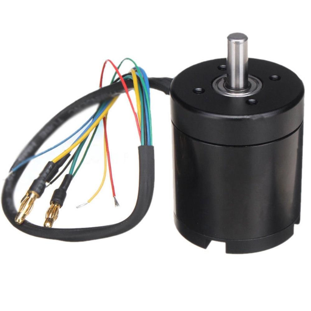 Latest Large Power N5065 1800W 330KV Metal Brushless Sensorless DC Motors W/Cable Electric Skateboard Scooter Set Model Air
