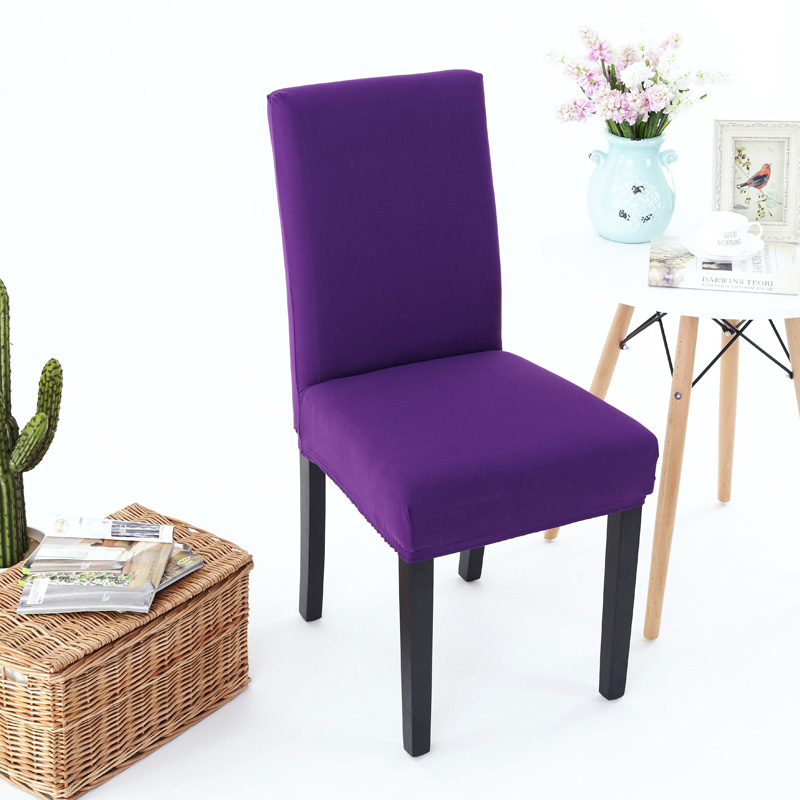 Good Solid Colors Elastic Cloth Chair Covers China For Weddings Decoration Party  Chair Covers Banquet Dining Chair Covers In Chair Cover From Home U0026 Garden  On ...