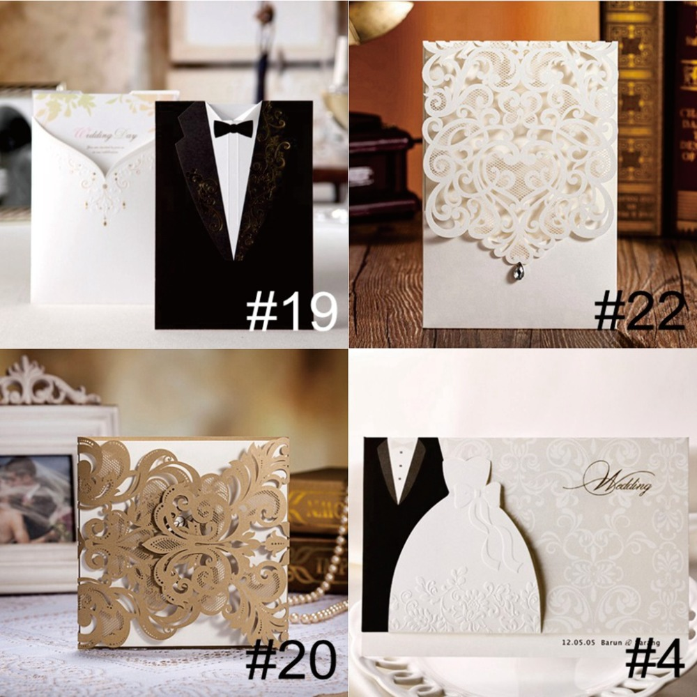 Wedding Free Wedding Samples online buy wholesale free wedding samples from china samplesinvitations for business party birthday with envelope and seal