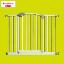 Roadmate good quality Gate child gate fence baby gate barrier stair protection gate pet 103 113cm