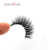 Arison lashes beauty cílios vison vison cílios postiços bagunçado cruz 3d dramática cílios falsos eye lashes maquiagem profissional d004