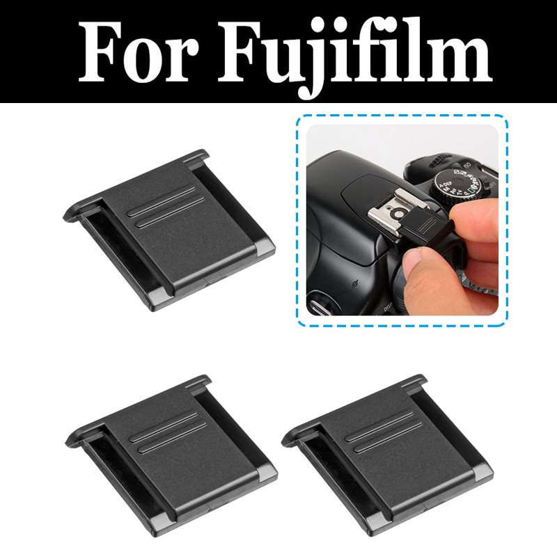 4X New Flash Hot Shoe Protection Cover DSLR SLR Camera For fujifilm XQ1 XQ2 X-S1 X-T1 X-T1 IR X-T10 X-T100 X-T2 X-T20 X-T3 X-T30