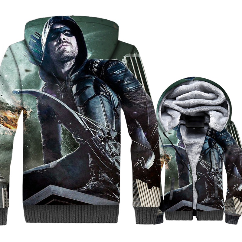 men casual warm hip-hop brand tracksuits new arrival fitness rib sleeve jackets coats 2019 winter fashion 3D printed hoodies man
