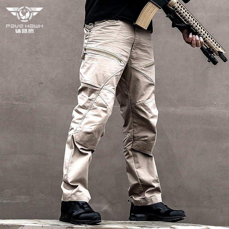 Pantalons de randonnée hommes Sports de plein air Trek pêche chasse Trekking pantalon imperméable Cargo militaire tactique pantalon femmes été