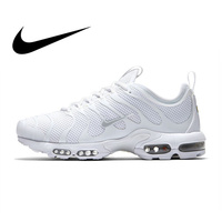 Original Authentic Nike Air Max Plus Tn Ultra 3M Men's Running Shoes Sport Outdoor Sneakers Athletic Designer 2018 New Arrival