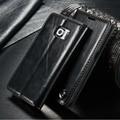 Couro de luxo de Alta Qualidade Magnética Auto Flip Wallet Suporte Do Telefone case para samsung galaxy a5 2016 sm-a510f a510 a510f case cobrir