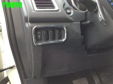Auto inerior accessories, light switch button trim,inner car styling for Mitsubishi  asx 2013 2015 , car styling