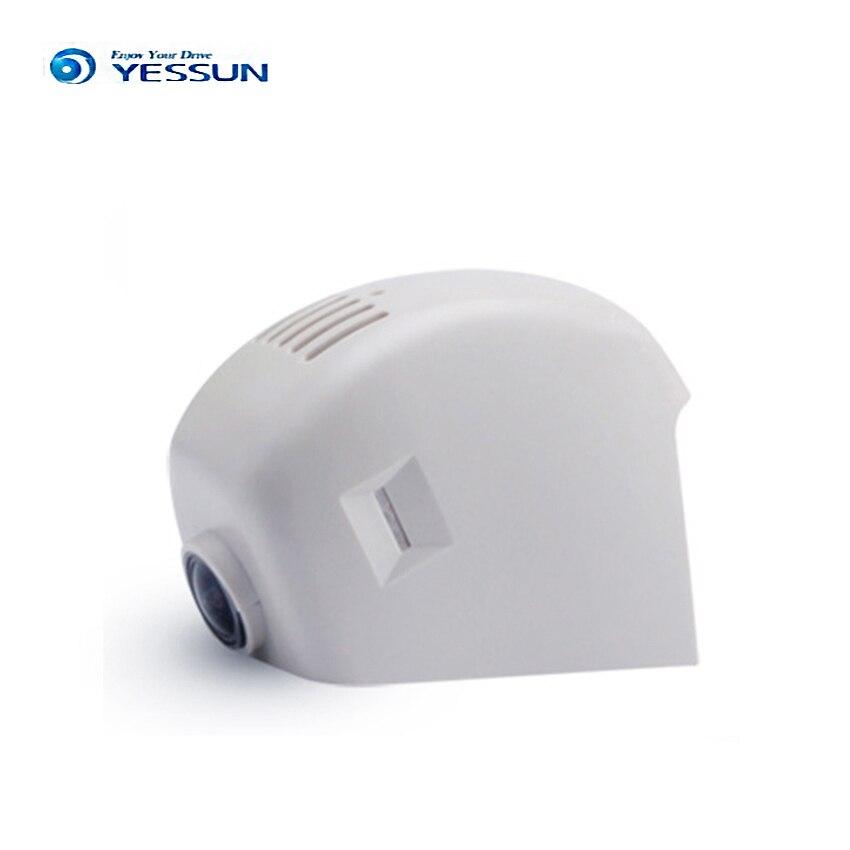 YESSUN Car Wifi DVR kamera Video rekordér pro Audi A1 A3 A4 A5 A6 A7 - Elektronika Automobilů