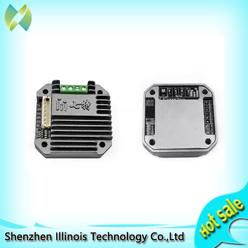 3D Printer A4988 Stepper Motor Driver Reprap 2 oz 3da14 stepper motor driver module for 3d printer makerb reprap black silver