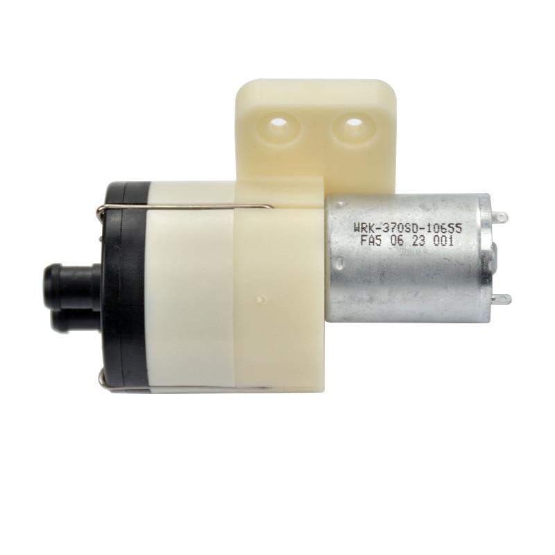 DC12V Vacuum Pump High Pressure Suction Pump Diaphragm Water Pump 5M -50~90Kpa