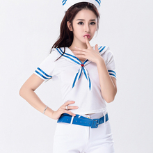 MOONIGHT sexy female singer students costume dance wear bar