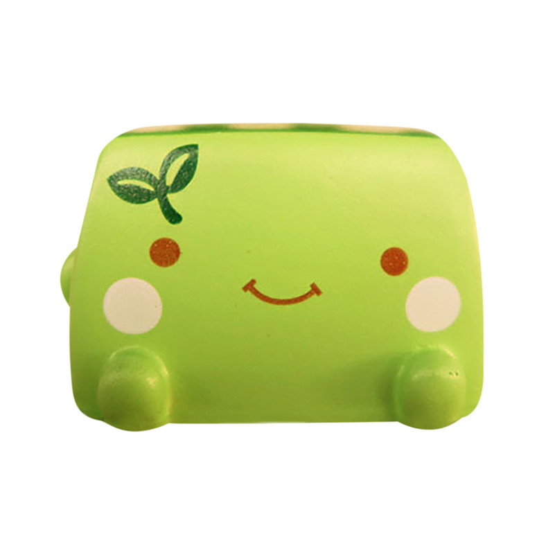 Adorable Simulated Tofu Super Slow Rising Kids Toy Stress Reliever Toy Gift Eliever Decor Squishes Slow Rising Toys A1