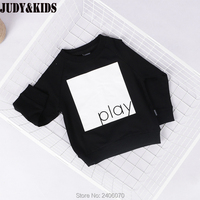2017 New Children S Clothing Baby Boy Winter Long Sleeve Tops Kids Tees Shirt For Boy