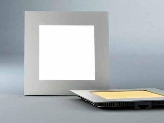 ФОТО IPROLED 18W WIFI  control CCT 2800k-6500k dimmable brightness adjustable slim  led panel light