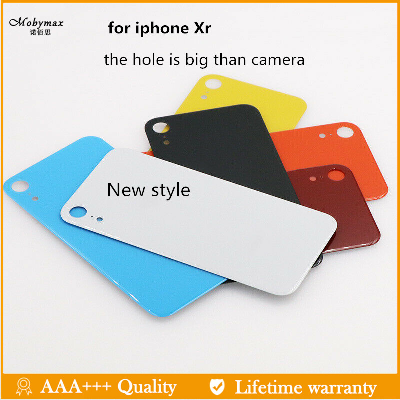 Assemble Housing-Replacement-Parts Back-Cover Adhesive Glass Rear-Housing iPhone