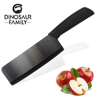 Kitchen Ceramic Knife Cooking Chef Knife 7 Inch Black Blade Paring Fruit And Vegetable Tools Fruit