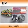 Yanmar 3TNE72 3TNV72 3TNA72 ремонтный комплект прокладка цилиндра подшипники, комплект поршневых колец гильза цилиндра комплект