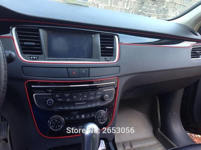 Car Styling Interior Decorative Sticker For Renault Duster Espace 4 ...