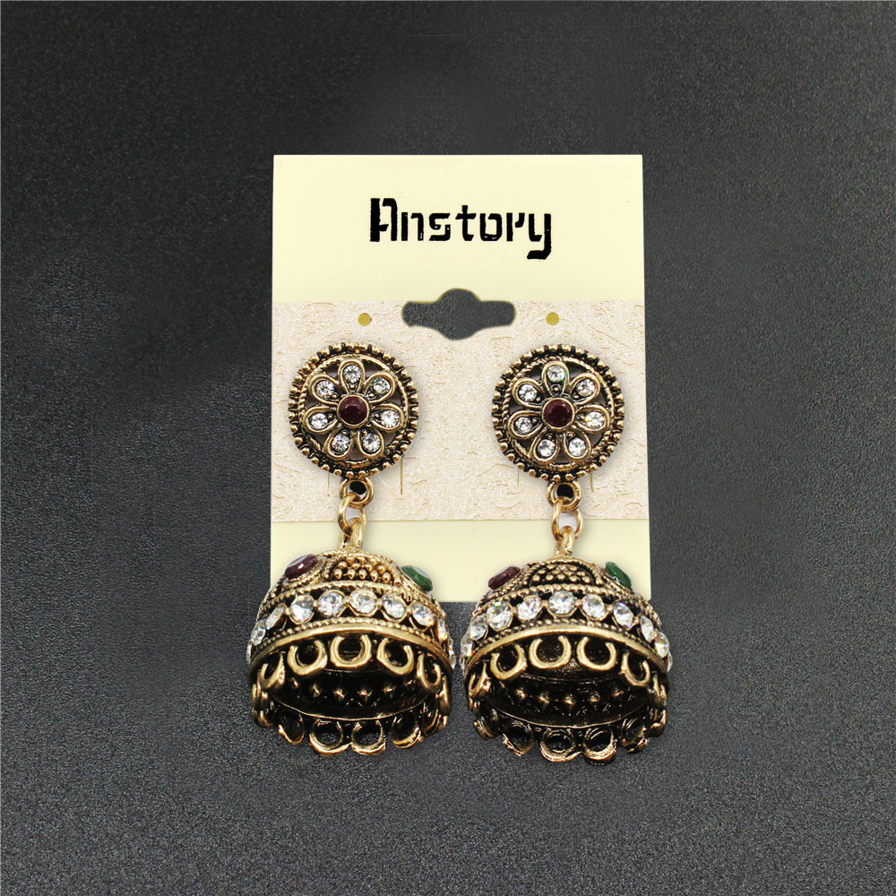 antique stud com jhumkas jhumka store with indian swasam jewelry large gold earrings