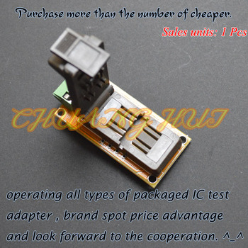 TEST TO-252-4L test socket TO252-4L socket Aging test seat(pcb) 20pcs lot 040n03l to252