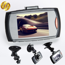 "Car DVR 2.4"" Inch Screen Mini Digital Video Camera HD 1080P G30 Car Styling Voice Recorder Video Recorder Camcorder"