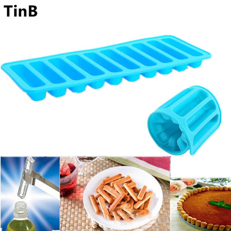 New Ice Cube Tray Pudding Jelly Chocolate Mold Ice Cream Maker Freeze Mould