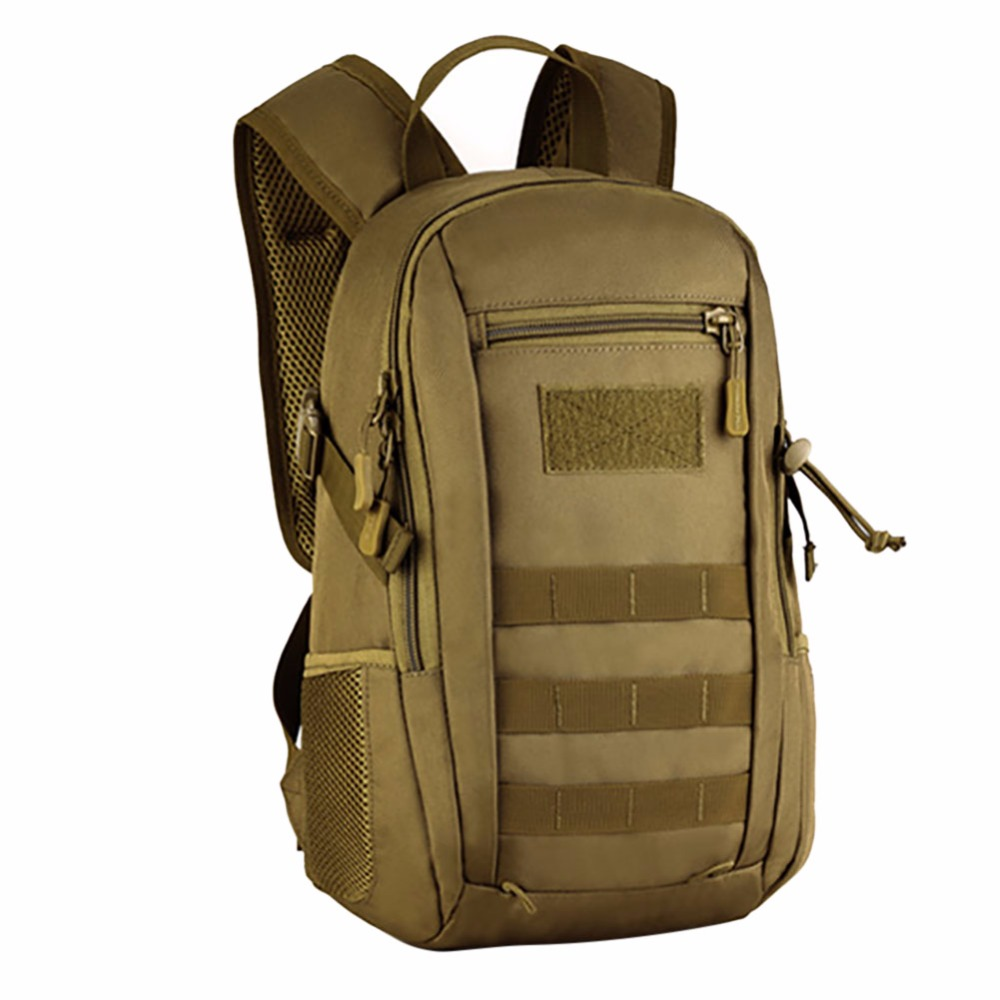 Military Tactics Backpack Camouflage Mochila Men Women School Bags Molle Outside Rucksack Trek Backpacks Bag 12L Small Backpacks 50l multifunction travel bag backpack men military molle tactics bag male rucksack women backpacks school bag mochila bolsa sac