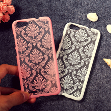 For ZTE Blade Z17 Mini MiniS Case Coque Hard PC Hollow Flower Cover for ZTE Blade V7 Lite V6 S6 L3 L2 G Lux ZTE A520 A460 Covers чехол для zte blade x7 skinbox lux aw белый