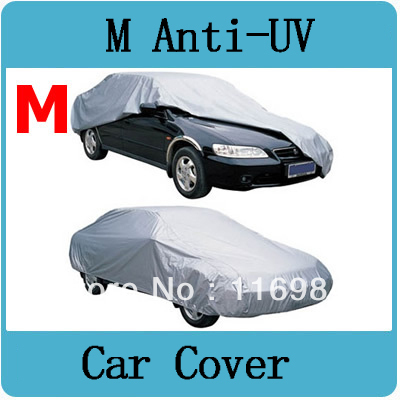 M Anti-UV Breathable Outdoor/Indoor Car Cover New