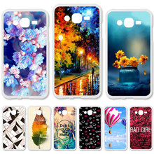 TAOYUNXI Soft TPU Case For Samsung Galaxy J7 Nxt Cases For Samsung J7 Neo J7 Core Duos dual-SIM J701F/DS J701M DIY Painted Cover мобильный телефон samsung galaxy j7 neo sm j 701 f ds черный