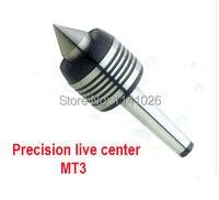 Free shipping for Precision live center MT3 diameter live center for lathe machine Revolving Centre