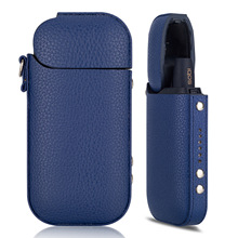 JINXINGCHENG Case for IQOS  Bag II 2.4 Plus Pouch PU Leather Carrying Cover Accessories