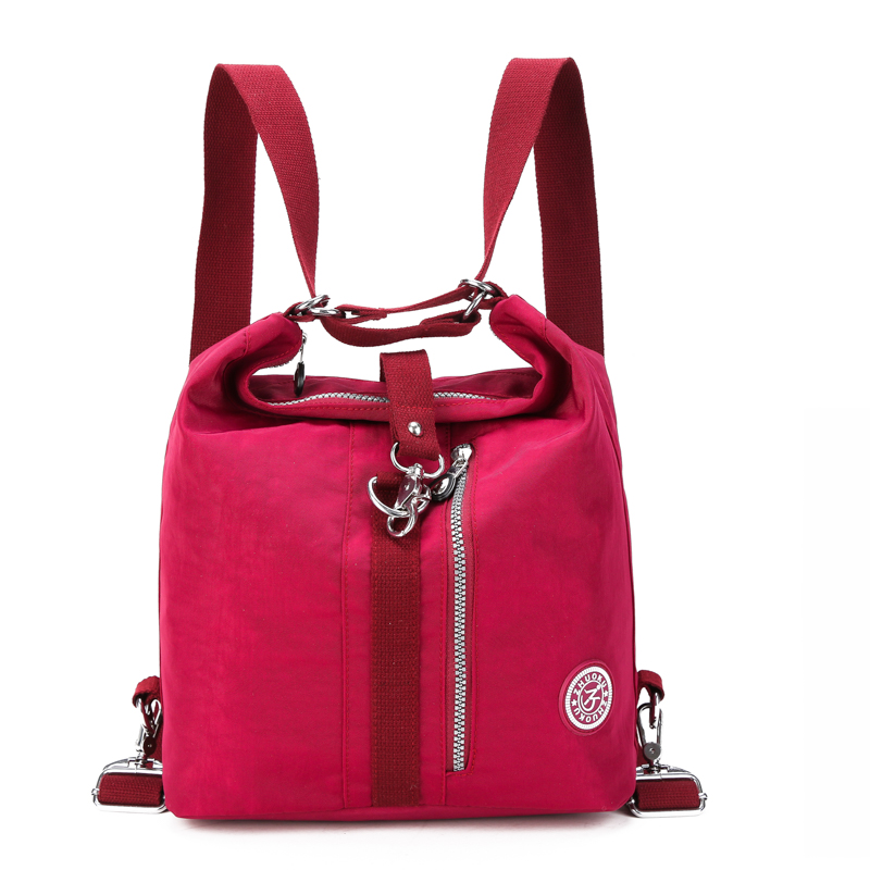 Women Crossbody Bag Ladies Nylon Handbag Travel Casual Shoulder Bag Leisure Fashion Messenger Bags Bolsos Mujer Schoolbags Purse