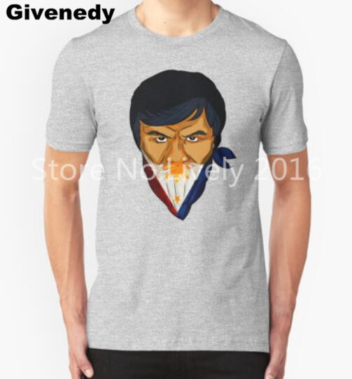 Pacquiao vs. Horn Rematch Pacquiao T-Shirt For Mens & Womens Trendy