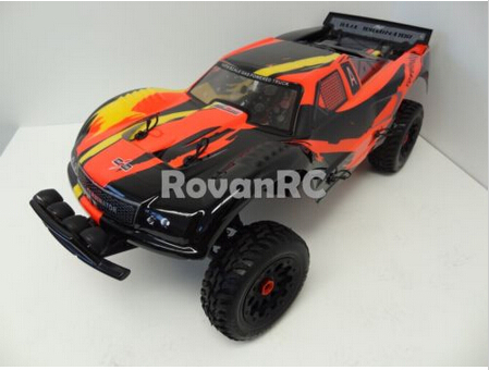 Rovan Rc 1 5 Scale 30 5cc Gas Terminator Truck Hpi Baja 5t King